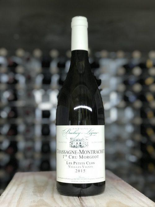 Chassagne Montrachet Dom. Bachey Legros 'Les Petits Clos Vieilles Vignes '