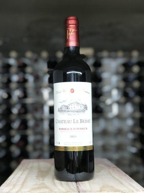 Chateaux Le Bedat Bordeaux Superieur