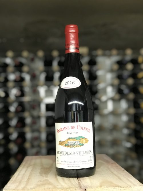 Dom Collette Beaujolais Villages