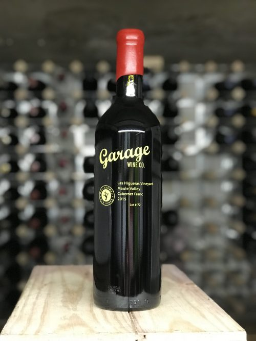 Garage Wine Co. Cabernet Franc